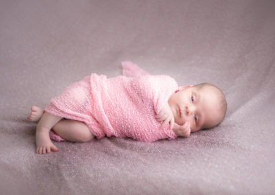 Newborn photography by Studio G Photography